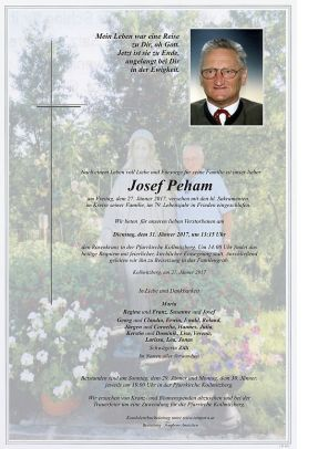 josefpeham